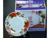 Набор столовый 19 предметов стеклокерам