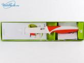 """Нож универсальный, """"керамический"""", 12,5см. Wellberg WB-5402"""