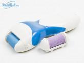 Электрическая роликовая пилка для стоп + бонус tv-014 ped egg power