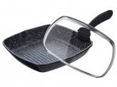 Сковорода-гриль 28 х 29 см PETERHOF PH-15464-28