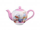 Чайник заварочный, 1200мл, керамика Хозяюшка  Millimi
