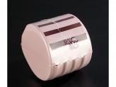 Держатель пластмассовый для туалетной бумаги йогуртовый