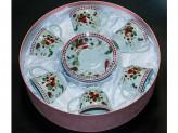 Чайный набор из 12 предметов 220мл фарфор подарочная упаковка