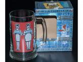 Кружка для пива 500мл.  (Плакаты СССР)