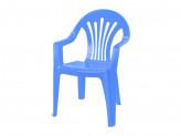 Кресло детское голубой М2525