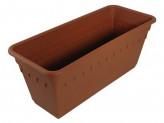 Ящик для растений Колывань 40см с поддоном С183Т