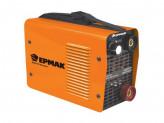 Инвертор сварочный исв-160 компакт 220в 3 1 ква 20-160а электроды 1,6-4 мм раб цикл 60  ермак