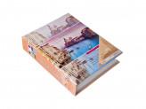 Фотоальбом на 200 фото 10х15см 17,5х23см бумага пластик 4 дизайна