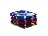 Полотенце махровое 33х73см  ромбы  3 цвета