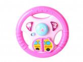 Мешок подарков игрушка электронная первый руль свет звук пластик 2хааа 16х16,4х4,5см