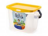 Контейнер для хранения 6,0л toys солнечный
