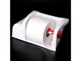 Полка для туалета mira снежно белый, роза