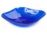 Фруктовница синий полупрозрачный ice