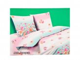 Комплект постельного белья 1,5 из 4 предметов Цветково, бязь 125 гр/м,