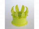 Приспособление пластик для лепки хинкали и пельменей
