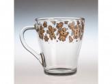 Кружка чайная 250мл Грация Печенье человечки круговая
