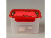 Контейнер пластик для СВЧ 1.1л 76230 н 2 №75