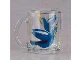 Кружка чайная голубь круговая 300мл