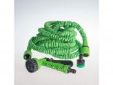 Шланг садовый силиконовый в тряпичной обмотке 20-60 м