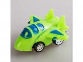 Игрушка самолет пластм в пакете №34