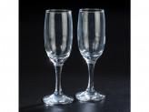 Набор фужеров для шампанского  2 шт. 190 мл  BISTRO