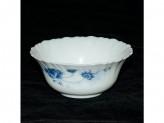 Салатник стеклокерамика d-12 h6 синий цветок