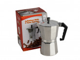 Кофеварка гейзерная алюм 150мл