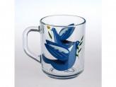 Кружка green tea голубь круговая 200мл с116