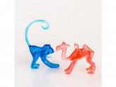 Канапе подвески макака+верблюд украшения барные