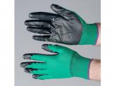 Перчатки нейлоновые с нитриловым покрытием люкс пара