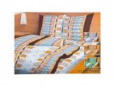 Комплект постельного белья 1,5 из 4 предметов Павлина, бязь 105 гр/м