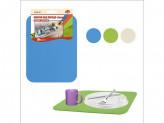 Коврик под посуду 30х40см 3 цвета