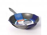 Сковорода 28см без крышки вок stone pan