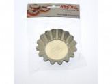 Форма для выпечки кекса d-83мм малая н21мм
