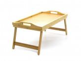 Поднос столик 50х30х23см бамбук №2