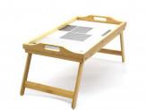 Поднос столик 50х30х23см бамбук №1