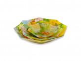 Набор салатников 3 предмета примулы