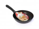Сковорода 22см без крышки гриль традиция