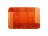 Коврик для ванной ОТТЕНОК 50х75см микрофибра оранжевый