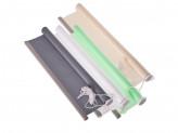 Штора рулонная цветная, полиэстер, 120х160см, 4 цвета