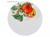 Тарелка десертная 19,0см соната яблоки