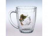 Кружка для пива 0,5л ностальгия рыбалка