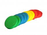 Крышка п/э для банок 10шт цветные