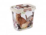 Контейнер для корма для животных 10,0л cats