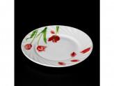 Тарелка десертная 20,0см 6шт тюльпаны
