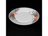 Тарелка десертная 20,0см 6шт флорайн