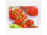Доска раздел стекл 24х32см микс овощи