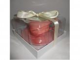 MILLIMI Пастель Набор чайный 2 предмета 250мл, костяной фарфор, розовый