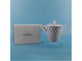 MILLIMI Лазурит Заварочный чайник 800 мл, костяной фарфор
