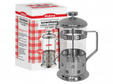 Чайник кофейник  кофе-пресс  Mallony B535-1000ML 950081
